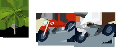 自動二輪免許(小型・普通・大型)